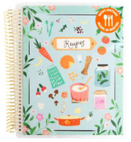 Recollections - Creative Year - Medium Planner - Recipes Keepsake (Undated, Recipe and Meal Planning)