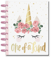 The Happy Planner - Me and My Big Ideas - 2019 - 2020 Happy Planner Classic - Happy Illustrations (Dated, Vertical)