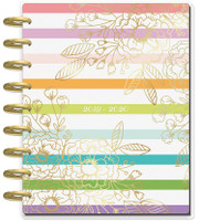The Happy Planner - Me and My Big Ideas - 2019 - 2020 Happy Planner Classic - Grow Your Own Way (Dated, Horizontal)