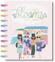 Me and My Big Ideas - Big Happy Planner - Squad Life - 18 Months (Dated, Lined Vertical)
