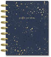 The Happy Planner - Me and My Big Ideas - Happy Notes - Dreamer - Classic (Journal)