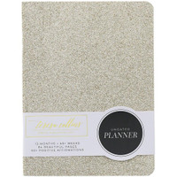 Teresa Collins - Personal/Travel Planner - Gold Glitter (Undated)