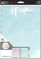 Me and My Big Ideas - The Happy Planner - Classic Refill Dot & Grid - Dream