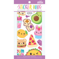 EK Success - Sticko - Sticker Book - Food