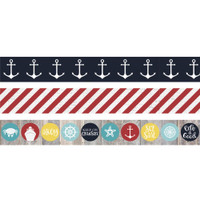 Carpe Diem - Simple Stories - Cruisin' Washi Tape - Set of 3