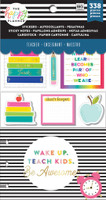 Me and My Big Ideas - The Happy Planner - Multi Accessory Pack - Teachers Gonna Teach (Teacher)