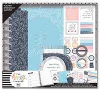 The Happy Planner - Me and My Big Ideas - Big Teacher Box Kit - Never Be Erased - 12 Months (Dated, Teacher)