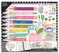 The Happy Planner - Me and My Big Ideas - Big Teacher Box Kit - Teacher's Influence - 12 Months (Dated, Teacher)