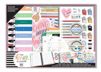 The Happy Planner - Me and My Big Ideas - Classic Teacher Box Kit - Work of Heart - 12 Month (Dated, Teacher)
