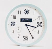 Moda Fabrics - Quilt Block Wall Clock Moda