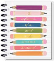 Me and My Big Ideas - Big Happy Planner - Teacher's Influence - 12 Months (Dated, Teacher)