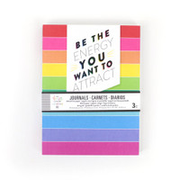 Me and My Big Ideas - The Happy Planner - Radiate Positivity Journals (3 Pack)