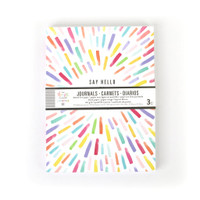 Me and My Big Ideas - The Happy Planner - Live Creatively Journals (3 Pack)