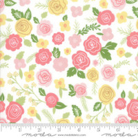 Moda Fabric - Lollipop Garden - Lella Boutique - Floral  #5080 11
