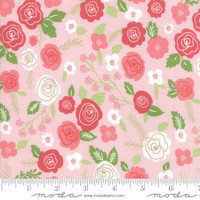 Moda Fabric - Lollipop Garden - Lella Boutique - Pinkberry #5080 12