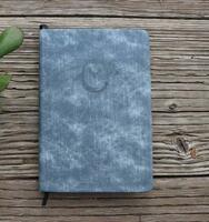 Penguin Planner - Trendy Denim (Undated, Monthly & Daily)