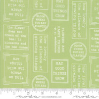 Moda Fabric - Lollipop Garden - Lella Boutique - Apple #5081 16