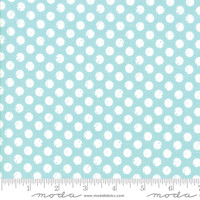 Moda Fabric - Lollipop Garden - Lella Boutique - Sky #5085 15