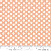 Moda Fabric - Lollipop Garden - Lella Boutique - Tangerine #5085 18
