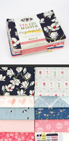 Art Gallery Fabrics - Color Master Designer's Palette - Amy Sinibaldi Edition No.1 - Fat Quarter Bundle
