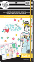 Me and My Big Ideas - Happy Planner - Accessory Book - Miss Maker (Exclusive)