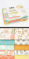 Art Gallery Fabrics - Color Master Designer's Palette - Bonnie Christine Edition No.1 - Fat Quarter Bundle