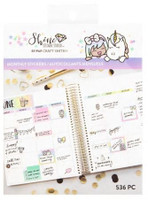 Craft Smith - Shine Sticker Studio - Monthly Sticker Book