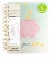 Recollections - Creative Year - Medium Planner - Piggy Bank - Budget