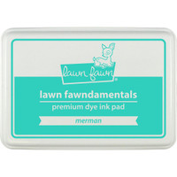Lawn Fawn Dye Ink Pad - Merman