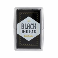 Vicki Boutin - Mixed Media Stamp Pad - Black