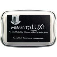 Memento Luxe Ink Pad - Tuxedo Black