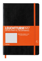 Leuchtturn1917 - A5 Notebook Whitelines Link - Dotted