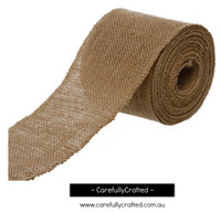Jute Roll Natural 50cm x 10 metres