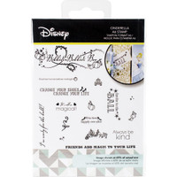 Disney - Stamp Set - Cinderella