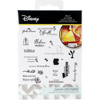Disney - Stamp Set - Belle