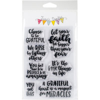 Jane's Doodles - Clear Stamps - You Got This