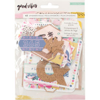Crate Paper - Good Vibes - Ephemera Die-Cuts
