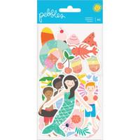 Pebbles - Oh Summertime Ephemera Cardstock Die-Cuts