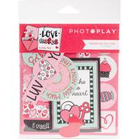 Photoplay Paper - Love Notes Ephemera Cardstock Die-Cuts