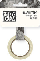 Carpe Diem - Simple Stories - Washi Tape - Vintage Floral