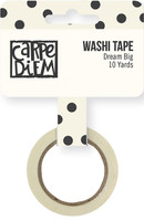 Carpe Diem - Simple Stories - Washi Tape - Dream Big