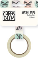 Carpe Diem - Simple Stories - Washi Tape - Butterflies
