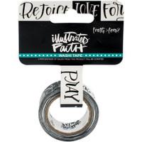 Illustrated Faith - Washi Tape - Faith>Fear