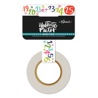 Illustrated Faith - Washi Tape - Christmas Countdown