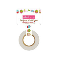 Bella Blvd - Washi Tape - Santa Stops Here