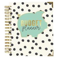 Carpe Diem - Spiral 12-Month Budget Weekly Planner (Undated, Budget)