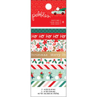 Pebbles - Washi Tape Set - Merry Little Christmas