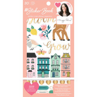 American Crafts - Sticker Book - Maggie Holmes