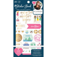 American Crafts - Sticker Book - Jen Hadfield