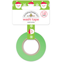 Doodlebug Designs - Washi Tape - Sweet Santas